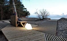 Sea_Park-by-Substance-02 « Landscape Architecture Works | Landezine #terras #zitbank #installatie #patroon #hout #vlonder
