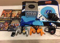 Nintendo GameCube Console Bundle Dance Dance Revolution Video Games GameCube  | eBay