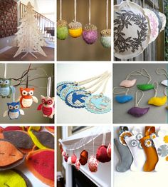 48 Best Eco Holiday Ideas Images Christmas Ornaments Holiday