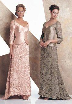 Orta Yas Bayan Abiye Modeli Dantel Elbise Aksamustu Giysileri The Dress