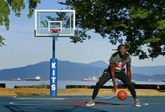 """Brampton's Rans Brempong has overcome injuries and adversity and at age 36 is a surprise addition to Canada's national basketball team. """"I'm a glass-half-full kind of guy."""""""