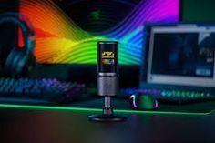 Razer Seiren Emotion Google Search Razer Gaming Microphone Microphone
