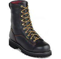 "Georgia Men's 8"" Gore-Tex Waterproof Low Heel Insulated Logger Work Boots®G8040 Georgia Boot. $219.99"