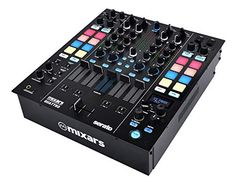 4-Channel Club mixer for Serato dj Pro Serato dj Pro & dvs enabled Dual 24-bit USB Audio interfaces 16 performance pads; Hot Cues, Sampler; transport control Dedicated Sampler volume fader; sample playback Mixars QUATTRO is a four-channel Club mixer and Serato DJ controller with dual 24-bit USB Audio interfaces. Mixars' flagship Club mixer is Serato … Music Mixer, Serato Dj, Dj Pro, Usb, 4 Channel, Audio, Music Production, Instruments, Gifts