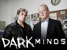 M. William Phelps (author) and John Kelly (criminal profiler) - DARK MINDS series on Investigative Discovery Channel. Love this show!