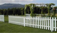 temporary picket fence rental