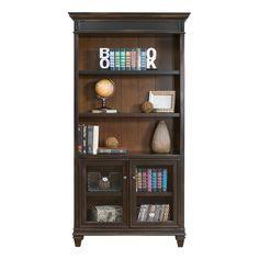 "Hartford 78"" Standard Bookcase"