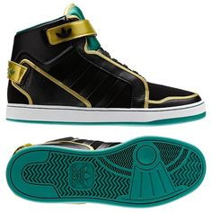 info for d9d4a a4fb4 adidas AR 3.0 Shoes Black Submarine, Green And Gold, Mardi Gras, Adidas  Shoes