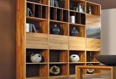 Risultati immagini per boekenwand hout