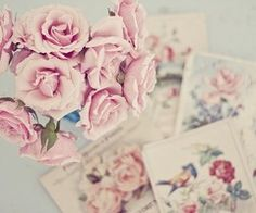 #inspiration #rose #romantic #vintage