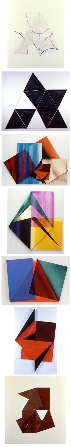 The work of Dorothea Rockburne