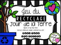 2 jeux pour sensibiliser les élèves à l'importance de réduire, réutiliser et recycler. Idéal pour souligner le jour de la Terre, ce document peut être utilisé dans tous les niveaux du primaire.