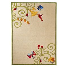 Tickling Nature Rug - Purchased