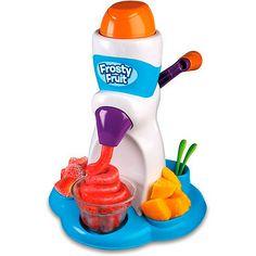 Mit diesem tollen Spielzeug können kleine Küchenchefs und Feinschmecker ihr eigenes Eis-Sorbet hestellen! #eis #sommer #weltbild