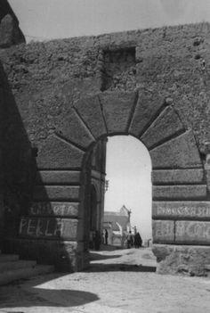 Porta San Calogero a Sciacca.