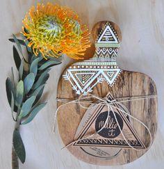 Millie by Millie Fairhall #artesanía #reciclar #recuperar  #Australia #Millie #tablas #madera #hechoamano