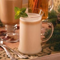 Homemade Irish Cream Recipe from Taste of Home