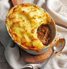 Leftover lamb shepherd's pie recipe. Slow-roast lamb is a delight, and the leftovers can be even better if you make Donal Skehan's hand-me-down shepherd's pie dish. Leftover Lamb Recipes, Leftover Roast Lamb, Slow Roast Lamb, Leftovers Recipes, Dinner Recipes, Meat Recipes, Cooking Recipes, Grilling Recipes, Cooking Ideas