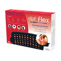 Led Technologies Dpl Flex Pad Pain Relief System assists in injury recovery and eases day to day pain. Medical-grade infrared light safely stimulates blood circulation, relaxes muscles, accelerates healing, and relieves pain associated with many physical ailments. Convenient wrap fits contours of different body areas comfortably. USB powered is used at home via wall outlet or while driving via USB adaptor.