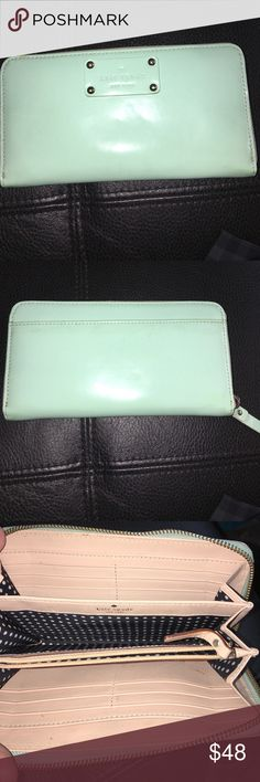 Kate spade ♠️ wallet Nice wallet size 8x4.5 kate spade Bags Wallets