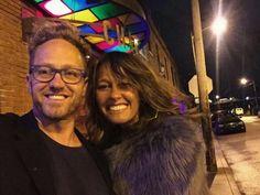 TobyMac's wife Amanda having a birthday.  Such a sweet couple!