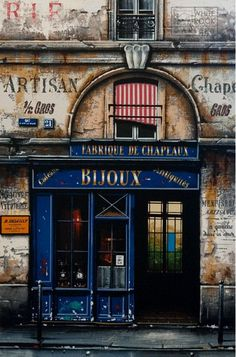 Bijoux Antiques, France. Take me there, please!