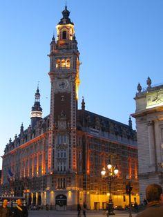 Lille; Chambre de Commerce