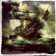 La calma è un finto desiderio che incalza nel culmine di una tempesta, ma svanisce nell'istante in cui i nostri cuori approdano a porti sicuri. (Dido)