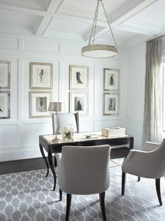 Best Home Office Designs   Home Office Interior Decorating - Consider About Classic Home Office ...