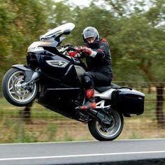 Wheeling BMW
