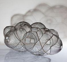 Kemal Tufan, 'Cloud Cage I', 2012