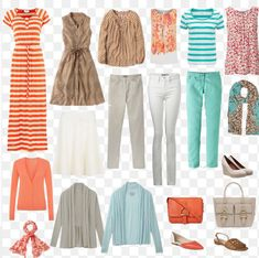 A travel capsule wardrobe should be full of items that you love. Don't let anything questionable in.
