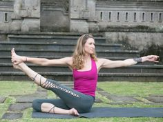 Day 1: Exhale and Unwind Yoga Video with Janet Stone