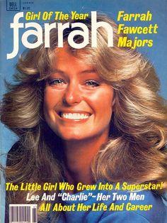 Girl of the Year (1977) Farrah Fawcett-Majors