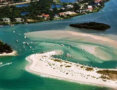 Shell Island...we went here for the day when we were in Florida for our wedding--cannot wait til the day we can go back!