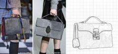 Women's Top Handbag Trends- Fall/Winter 2014/2015 by FashionSnoops