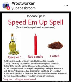 Use in conjunction with other spells Hoodoo Spells, Wiccan Spells, Magick, Pagan, Spiritual Power, Spiritual Wellness, Getting Rid Of Bloating, Magic Crafts, Gypsy Witch