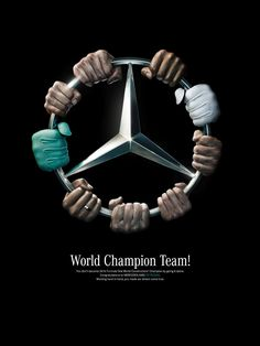 Thank you, from Nico. No driver can win the Formula World Championship alone. Thank you to the entire MERCEDES AMG PETRONAS Formula Team. Nico Rosberg, 2016 Formula World Champion. Nico Rosberg, Mercedes World, Mercedes Amg, Amg Petronas, Yamaha Motor, Car And Driver, Formula One, Dodge, Jeep