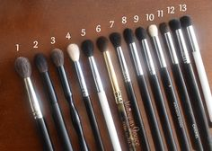 PRO Featherweight Crease Brush #38 by Sephora Collection #12