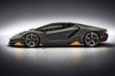Voitures Les Plus Chères Du Monde – 1.9 millions - Lamborghini Centenario LP 770-4