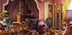 "You can play""Before and After"" http://www.hidden4fun.com/hidden-object-games/3482/Before-and-After.html"