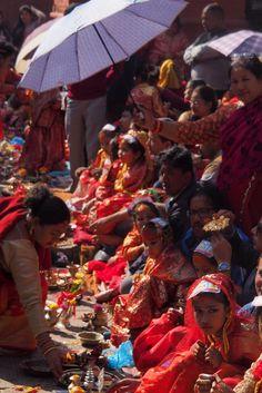 Cérémonie Bel Bibaha (Patan) (Népal 2017) - 10 septembre 2020 - La photo du jour