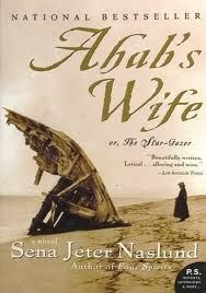 Ahab's Wife.  Wonderful!!! Took me a while to get around to it because it is not a fast read, but really, once you are in you never want it to end.