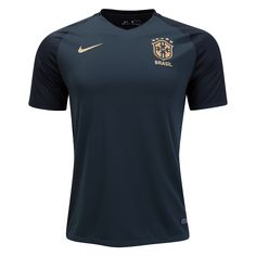 Brazil Third Soccer Jersey 2017 This is theBrazil 3rd Football Shirt 2017. Show your love for one of the greatest national teams in history. For the latest third kit, Brazil returns the dark green last seen in 2014. The replica shirt has black and green pinstripes on the shoulders and sleeves. The Nike swoosh and […]