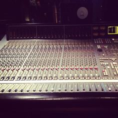 #SSL / Solid State Logic mixing
