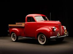 Studebaker Pickup M5 1948, this is totally me...My grandfather sold Studebakers back in the day...