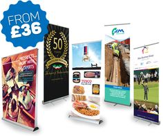 Need your Banner or Stand designing but don't know how? – use our Design Service! Our design studio can create a professionally designed banner from £36 – designed exactly how you would like it. Our design service is based on you supplying us with your high resolution logo, all images to be used and a …
