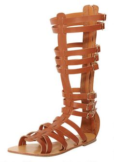 Madison Mid Calf Gladiator - Sandals - Shoes/Accessories - Alloy Apparel