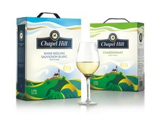 Packaging of the World: Creative Package Design Archive and Gallery: Chapel Hill Wines