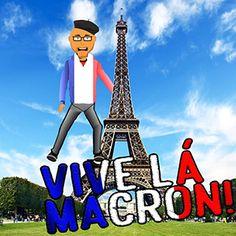 Vive La Macron - 04/29/17 #pranks #funny #prank #comedy #jokes #lol #banter